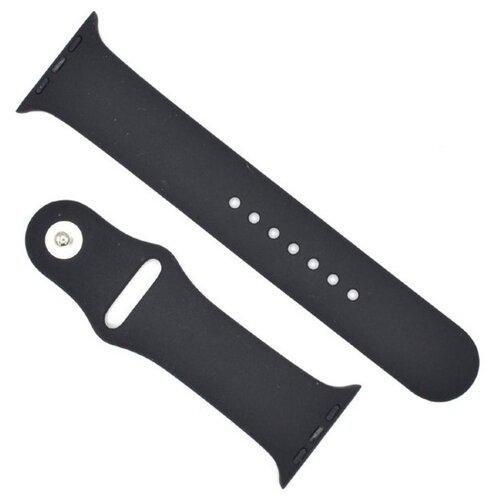Аксессуар Ремешок Innovation для APPLE Watch 38/40 Black 14998 аксессуар ремешок innovation для apple watch 42 44 white 15009