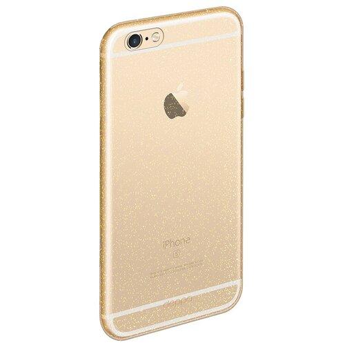 Чехол-накладка Deppa Chic Case для Apple iPhone 6/iPhone 6S золотой недорого