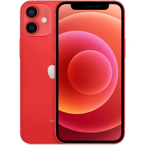 Смартфон Apple iPhone 12 mini 256GB красный