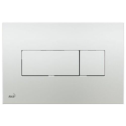 Кнопка смыва AlcaPLAST M371 xром-глянец кнопка смыва alcaplast m1732 xром мат