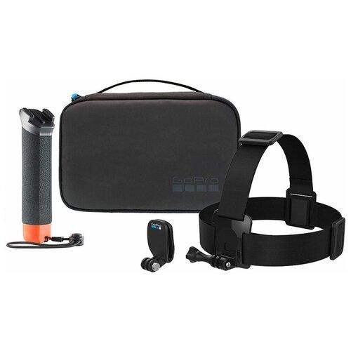 Фото - Набор GoPro Adventure Kit AKTES-001 черный набор аксессуаров travel gopro akttr 001 travel kit