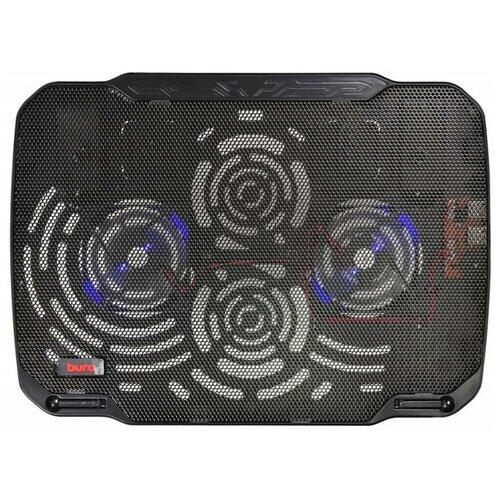 Подставка для ноутбука Buro BU-LCP156-B208 черный