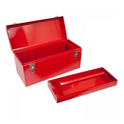 Ящик инструментальный, красный МАСТАК 512-01510R