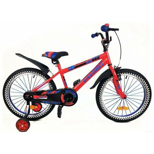 Велосипед Favorit Sport 20 2019 детский красный