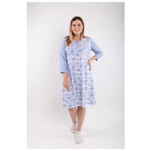 ночные сорочки pastilla ночная сорочка ваниль цвет голубой xl Сорочка женская ночная Свiтанак,голубой,170,176-108-114, мод. Р305228