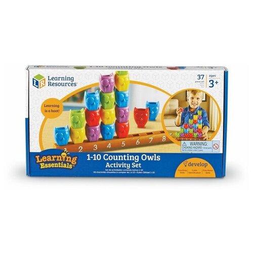 Обучающий набор Learning Resources Веселые совята LER7732 разноцветный