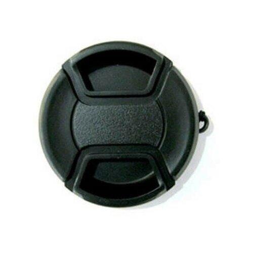 Фото - Fujimi FJLC-F405 крышка для объектива с центральной фиксацией (40,5 мм) аксессуар 72mm flama fujimi kipon massa lens cap d72 fjlc f72 с веревочкой