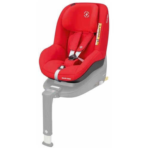 Автокресло группа 1 (9-18 кг) Maxi-Cosi Pearl Smart i-Size, nomad red автокресло maxi cosi pebble pro i size essential red красный