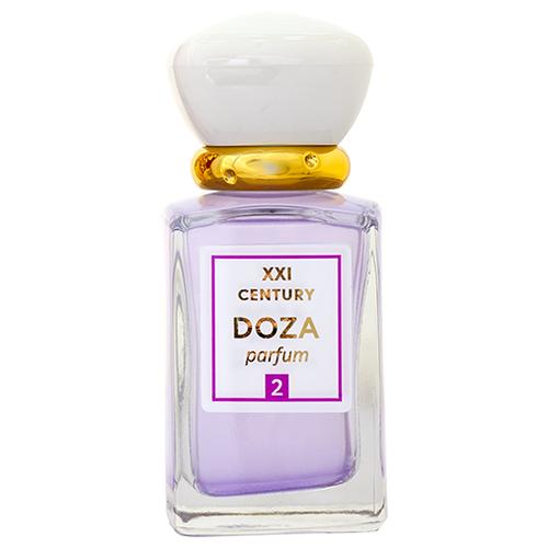 Духи Парфюмерия XXI века DOZA Parfum №2, 50 мл