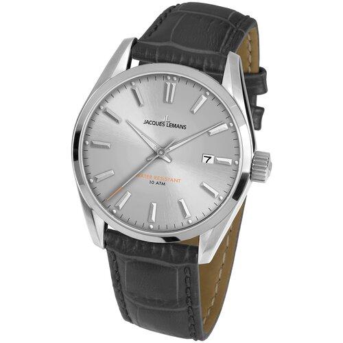 Фото - Наручные часы JACQUES LEMANS 1-1859i наручные часы jacques lemans 1 2068b