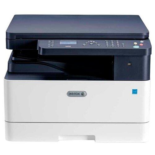 Фото - МФУ Xerox B1022, белый/синий мфу xerox workcentre 6515n белый синий