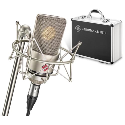 Микрофон Neumann TLM 103 mono set, никель