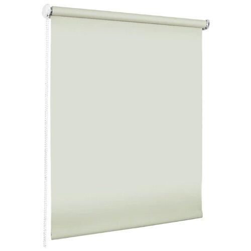 Фото - Рулонная штора Эскар миниролло (светло-бежевый), 57х170 см рулонная штора эскар blackout светло бежевый 120х170 см