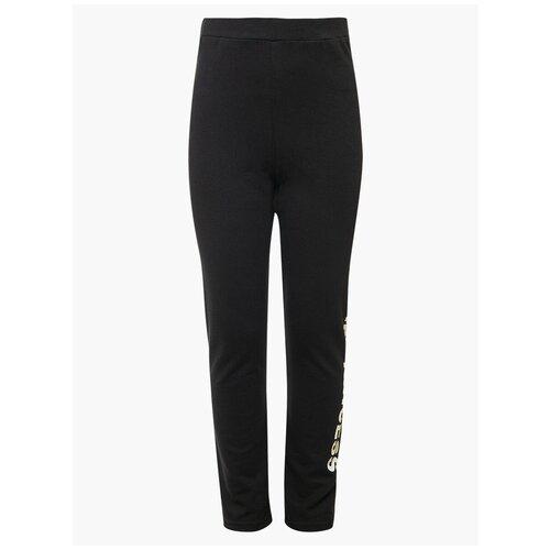 Спортивные брюки M&D размер 98, черный
