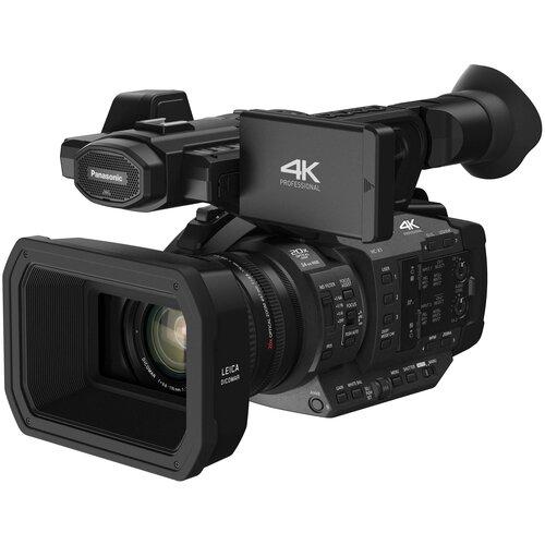 Фото - Видеокамера Panasonic HC-X1 черный видеокамера panasonic hc mdh3e black