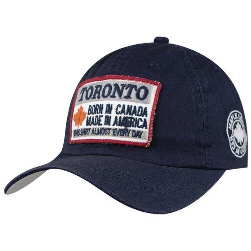 Фото - Бейсболка Be Snazzy Toronto (CZD-0024) размер 56-60, темно-синий бейсболка be snazzy m 1 czd 0046 размер 56 60 темно синий