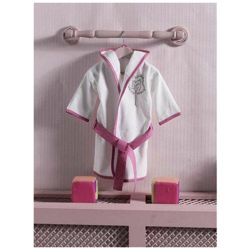 Купить Халат Kidboo размер 2(92), pink, Домашняя одежда