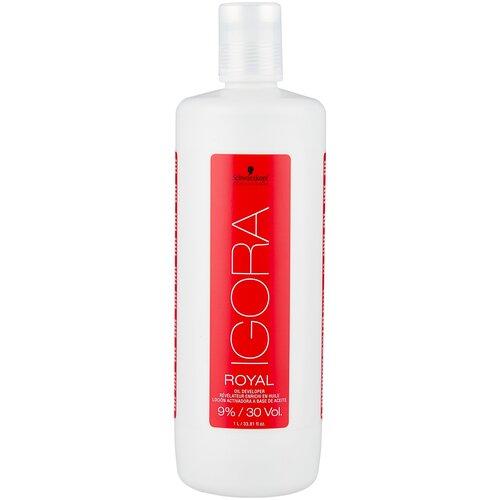 Купить IGORA Royal Лосьон-окислитель на масляной основе, 9%, 1000 мл