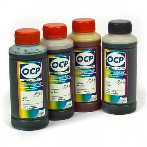 Фото - Чернила (краска) OCP для картриджей Canon PIXMA: PG-510, PG-512, CL-511, CL-513 SafeSet 100x4 набор картриджей canon pg 40 cl 41 multipack 0615b043