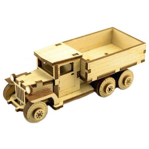 Сборная модель Lemmo Советский грузовик ЗИС-5В (ЗИС-2) сборная модель zvezda советский грузовик 4 5 тонны зис 151 3541 1 35