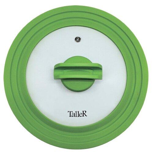 Фото - Крышка Taller TR-38006, 24 см зеленый/прозрачный крышка taller 20 см tr 38001