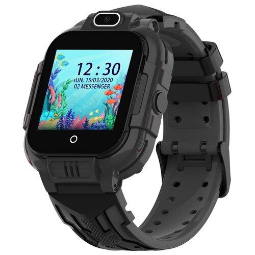 Детские умные часы Smart Baby Watch KT16, черный умные часы smart baby watch t58 золотистый