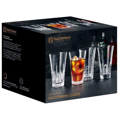Фото - Набор из 4-х бокалов для коктейлей Classix 405 мл, материал хрусталь, Nachtmann, 103245 набор бокалов для коктейлей sea life