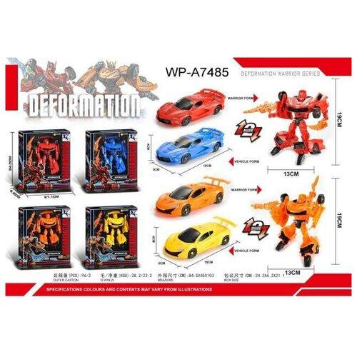 Купить Робот-трансформер, Junfa toys, Роботы и трансформеры