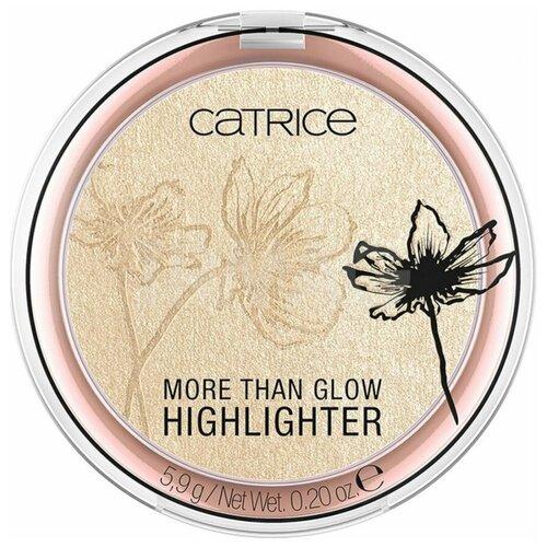 CATRICE Хайлайтер More Than Glow 030, Beyond Golden Glow