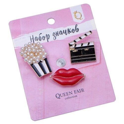 Queen fair Набор брошей Кино 3714467