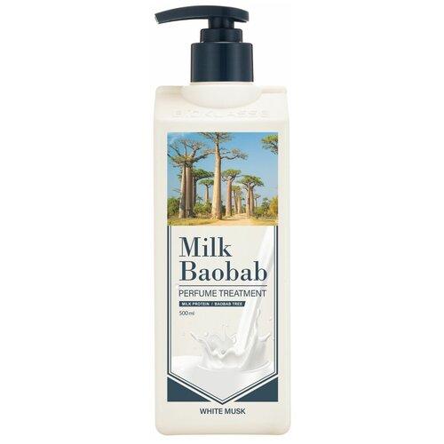 Купить MB PWM Бальзам для волос MilkBaobab Perfume Treatment White Musk 500мл, Milk Baobab