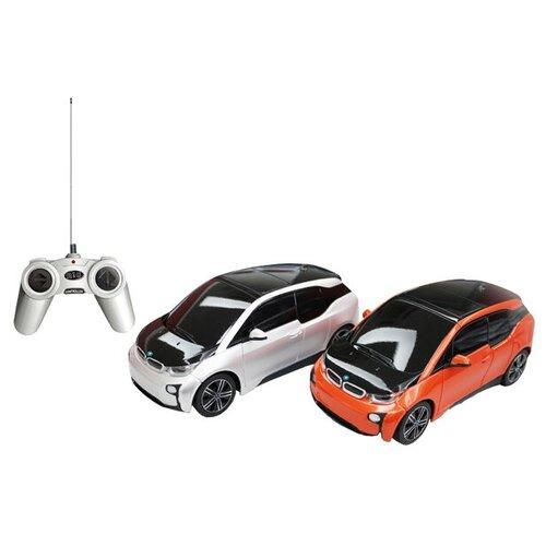 Купить Машина р/у 1:24 BMW I3, Rastar, Радиоуправляемые игрушки