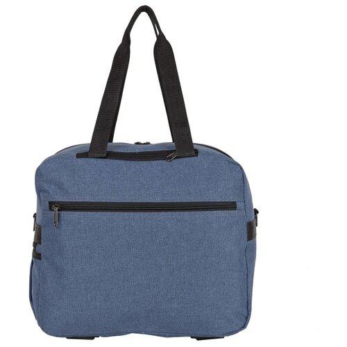 Дорожная сумка Polar, П9014 серая
