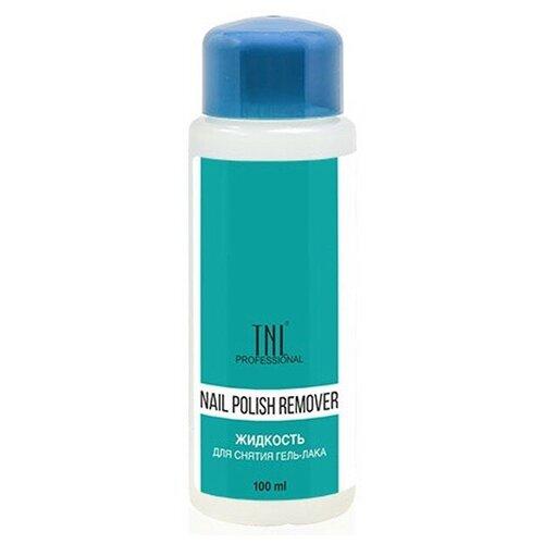 TNL PROFESSIONAL TNL, жидкость для снятия гель-лака, 100 мл tnl жидкость для снятия акрила и типс 100 мл