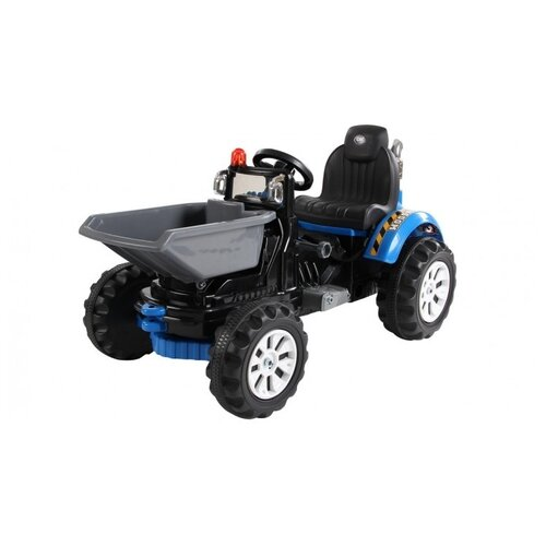 детский электромобиль jiajia bmw x6m black 12v jj2168 Детский электромобиль трактор на аккумуляторе Jiajia JS328C-BL