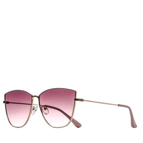 FURLUX / Солнцезащитные очки женские кошачий глаз/Модные очки купить 2021/Хорошие солнцезащитные очки/Подарок/FUS381/C81-975