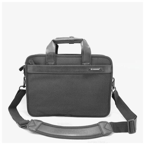 Сумка-портфель для ноутбука Numanni 389 чёрная