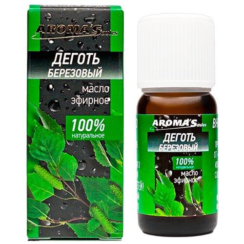 AROMA'Saules эфирное масло Деготь березовый, 10 мл