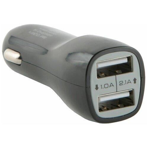 Фото - Автомобильное зарядное устройство red line Tech 2 USB AC2-20, УТ000015802, черный автомобильное зарядное устройство red line ас 13 3 4a черный ут000018142