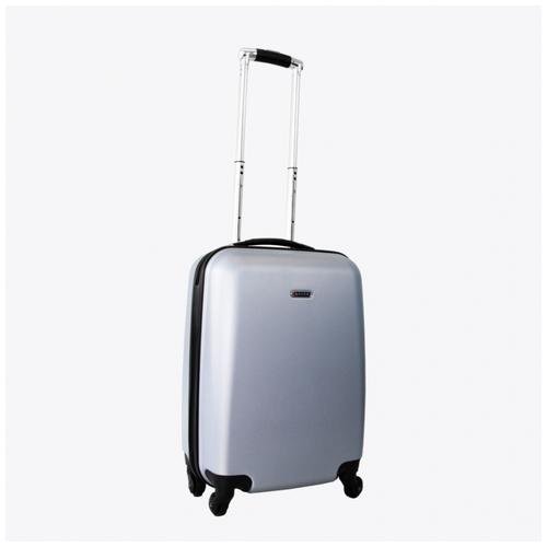 Фото - Чемодан Rion+, 434 серый 18 чемодан rion 418 3 62 л серый
