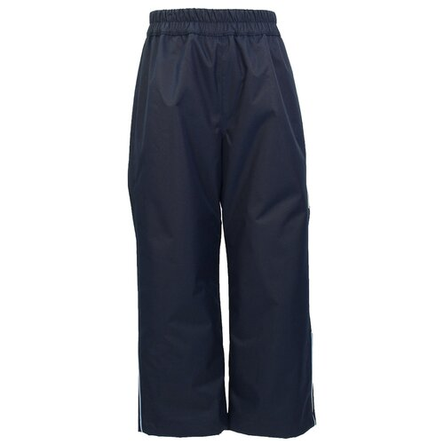 Купить Брюки FRIDA 1 26550104-00086, Huppa, Размер 116, Цвет 00086-темно-синий, Полукомбинезоны и брюки