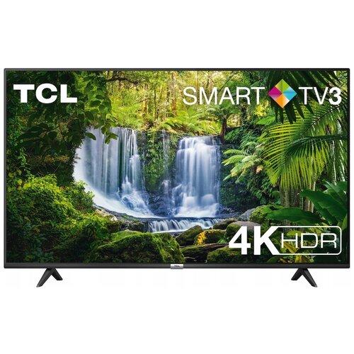 Фото - Телевизор TCL 43P615 43, черный телевизор tcl led40d3000 40 2018 черный