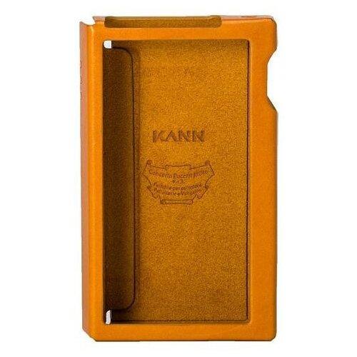 Чехол для аудиоплеер ASTELL&KERN KANN Alpha Leather Case, Nike, Golden Brown (золотисто-коричневый)