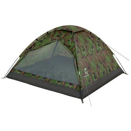 Фото - Палатка Jungle Camp Fisherman 4 камуфляж комплект jungle camp event set 120 green
