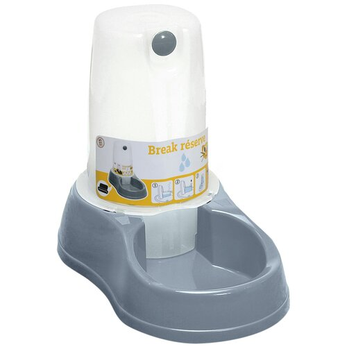 Автоматическая поилка для собак и кошек Stefanplast Break Reserve синяя 3,5 л (1 шт) недорого
