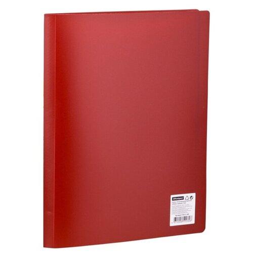 Купить OfficeSpace Набор папок с 20 вкладышами А4, 17 мм, 400 мкм, 5 штук красный, Файлы и папки