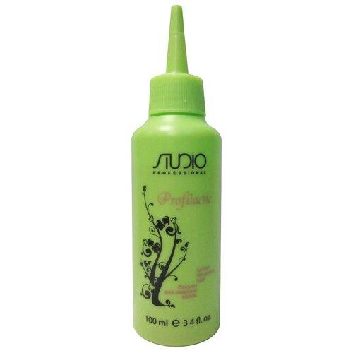 Фото - Kapous Professional Studio Professional Profilactic Лосьон для жирных волос, 100 мл kapous professional тальк для