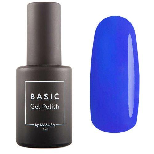 Купить Гель-лак для ногтей Masura Basic, 11 мл, Лазурит