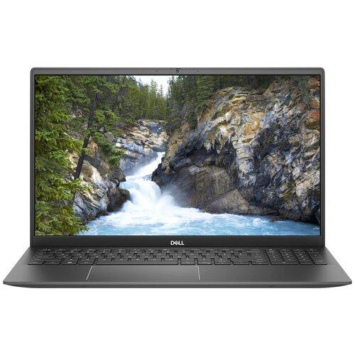 "Ноутбук DELL Vostro 5502 (Intel Core i5 1135G7 2400 MHz/15.6""/1920x1080/8Gb/256Gb SSD/DVD нет/Intel Iris Xe Graphics/Wi-Fi/Bluetooth/Linux) 5502-0228 серый"