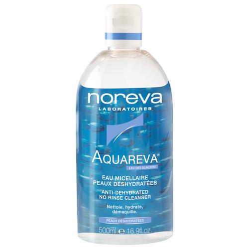Noreva laboratories мицеллярная вода для обезвоженной кожи Aquareva, 500 мл по цене 1 592